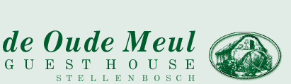 De Oude Meul Guest House - Stellenbosch Accommodation and Coffee with Central Location